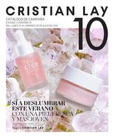 Portada Catálogo Cristian Lay Revista