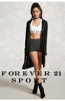 Portada Catálogo Forever21 Deporte