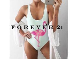 Portada Catálogo Forever21 Temporada
