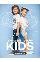 Portada Catálogo Gef Kids