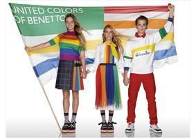 Portada Catálogo Benetton Chica