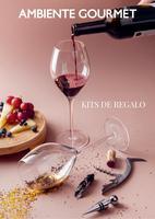 Portada Catálogo Ambiente Gourmet