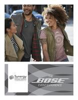 Portada Catálogo Bose
