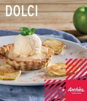 Portada Catálogo Archie's Menú Postres