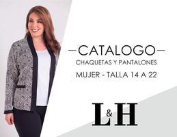 Portada Catálogo L&H Mujer