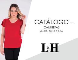 Portada Catálogo L&H Moda